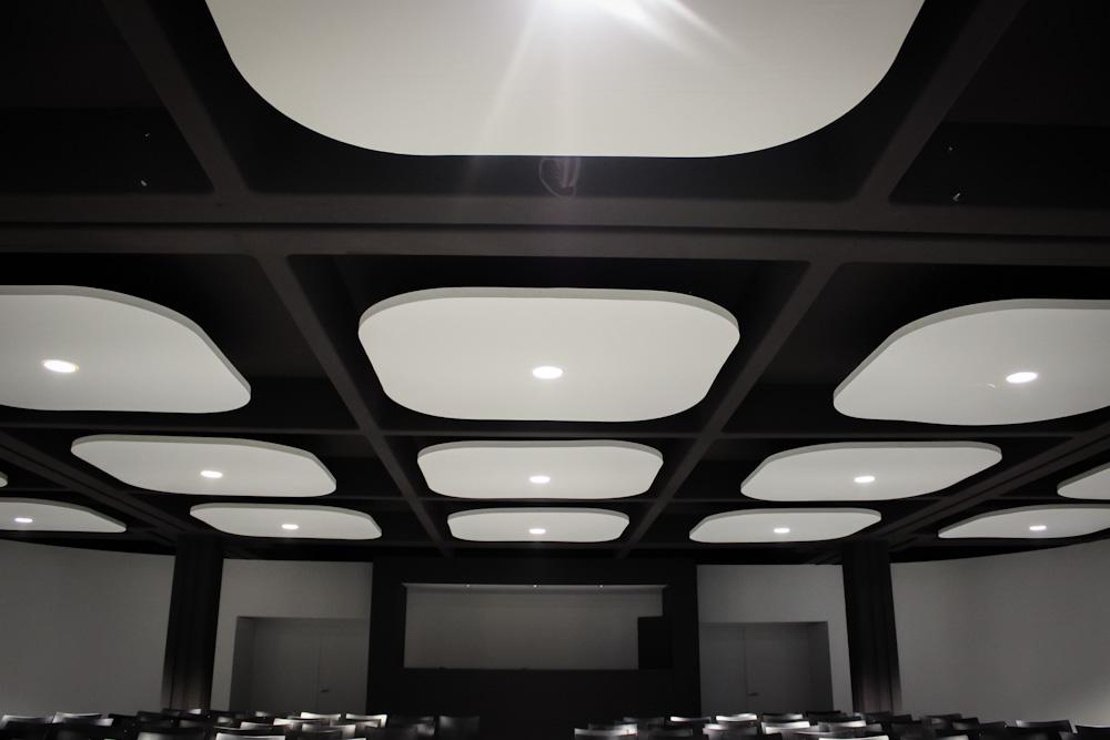 Faux plafond arantes peinture for Peindre un plafond